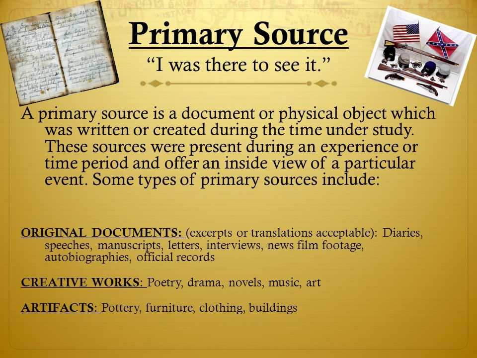 primary vs secondary sources pdf