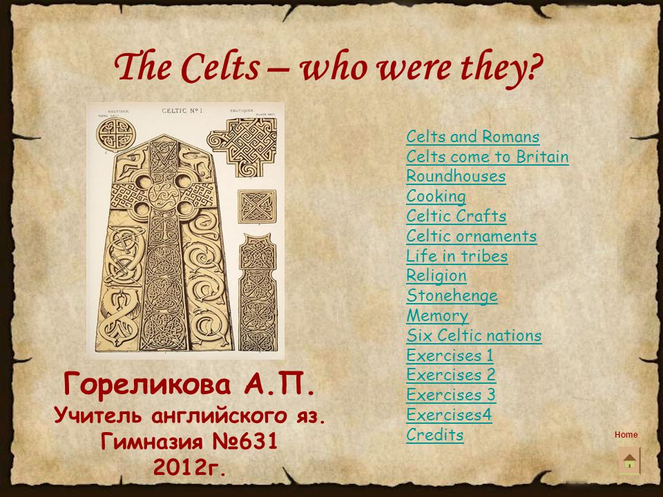 The Celts – who were they
