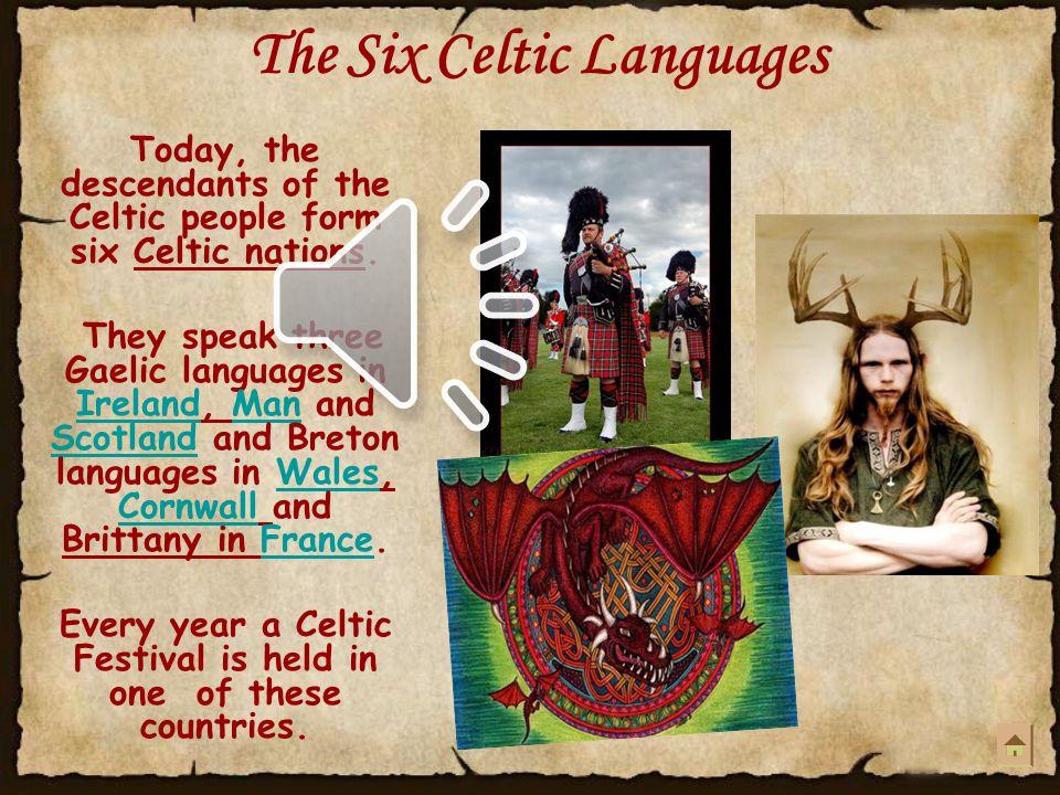 The Six Celtic Languages