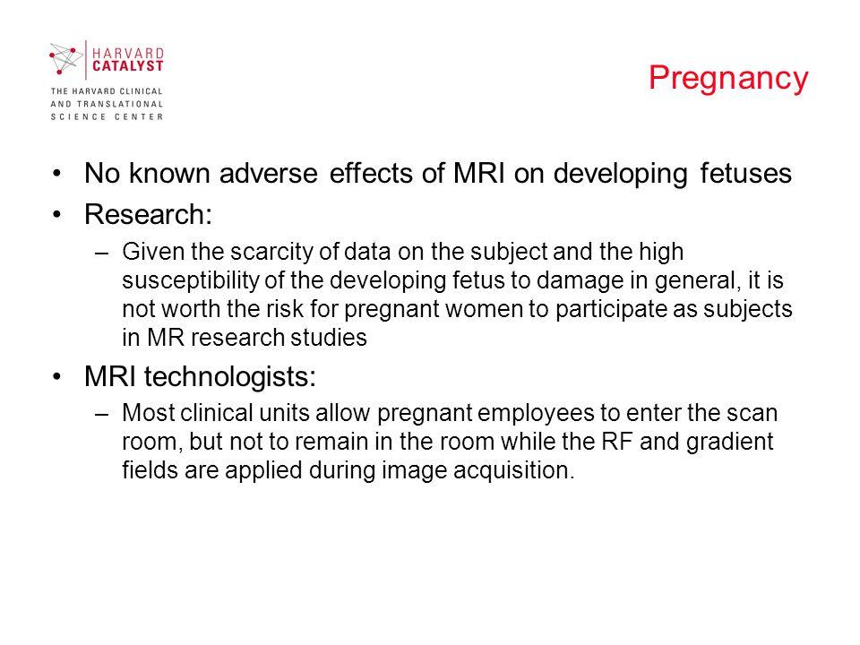 Pregnancy Clinical: