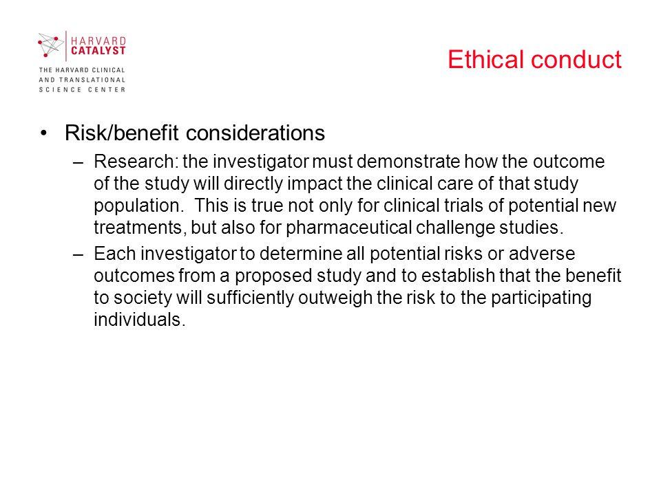 Current FDA Criteria for non-significant risks