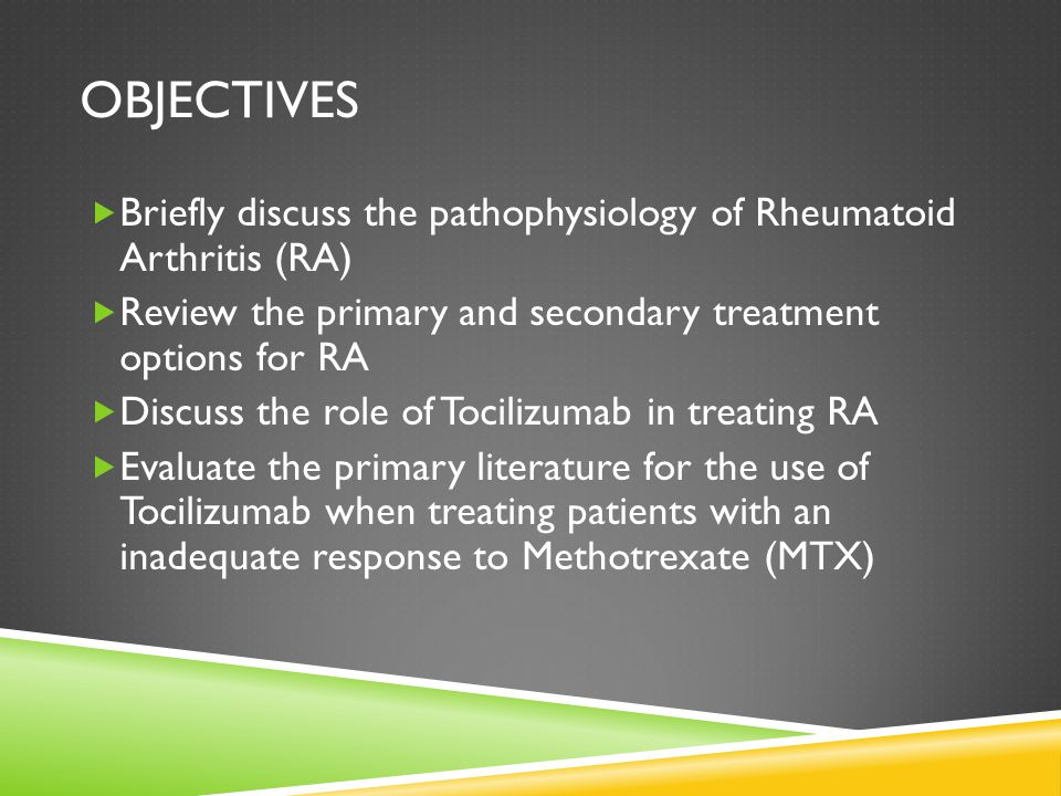 review article rheumatoid arthritis il 6 essay