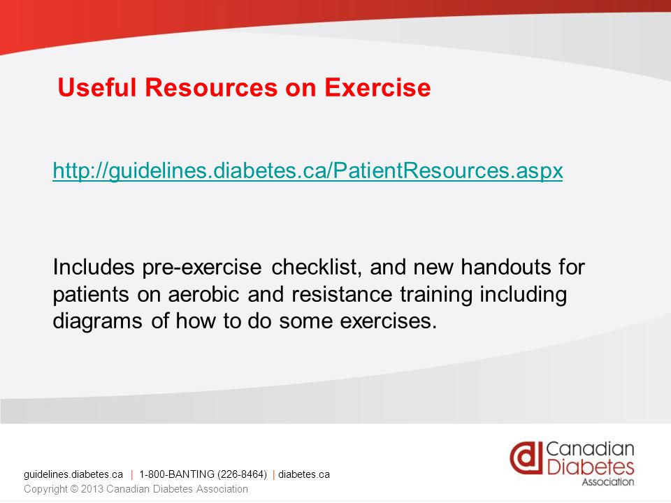 clinic practice guidlines diabetes 2013 pdf
