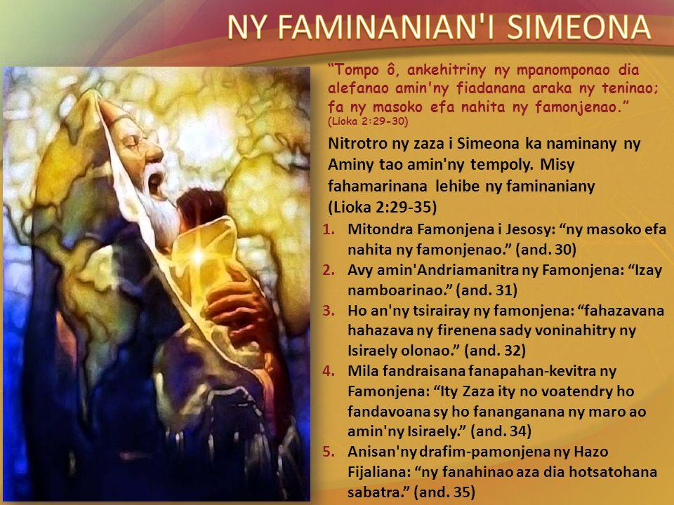 NY FAMINANIAN I SIMEONA