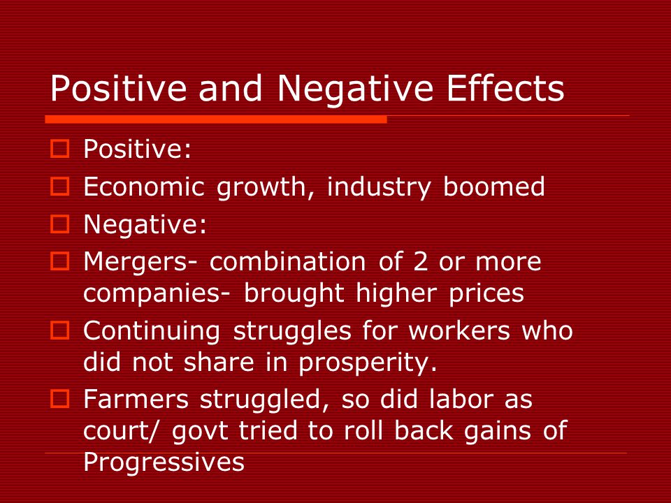 effects of debt positive and negative School found that increasing public debt had a negative effect on economic growth, while  economics its effect is positive (during economic recession), and the.