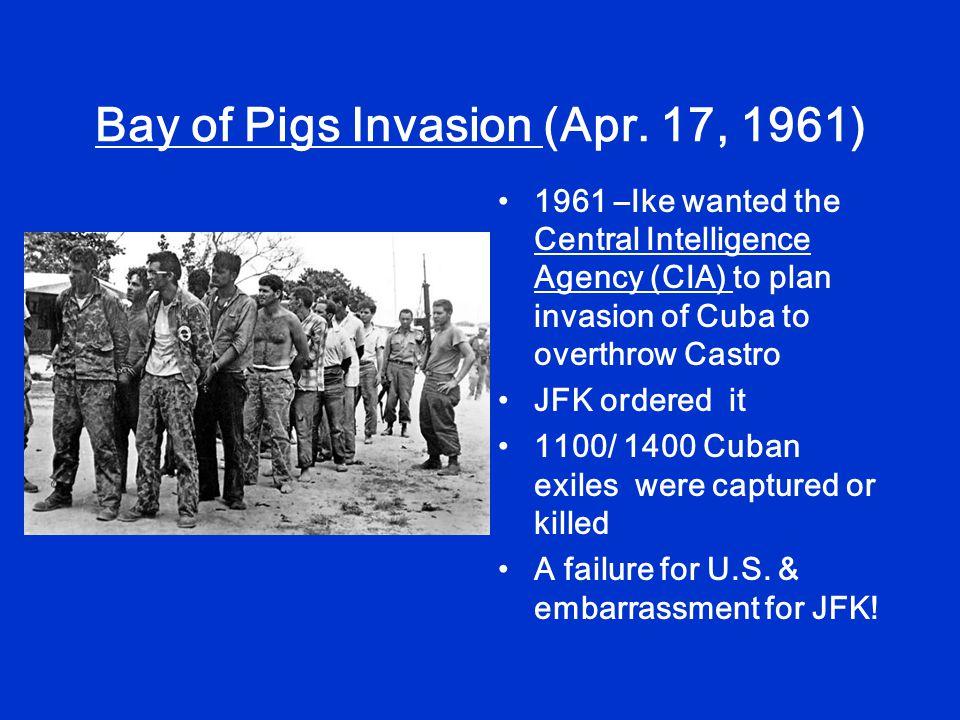 cuba failure intelligence operations Jfk files highlight talks on clandestine anti-cuba  who led clandestine operations against cuba  and deputy director of central intelligence,.