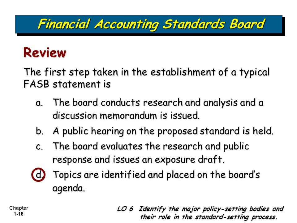 financial accounting standards board essay Background of convergence of us gaap and ifrs accounting essay the financial accounting standards board and the international accounting standards boards are.