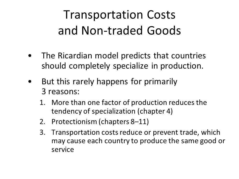 """transportation of traded goods essay Advertisements: """"commerce is the sum total of all those processes, which are engaged in the removal of hindrance of persons (trade), place (transport and insurance."""
