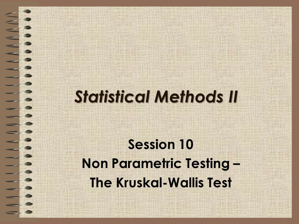 statistical hypothesis testing and teaching methods Hypothesis testing is an important activity of empirical research and evidence-based medicine a well worked up hypothesis is half the answer to the research question for this, both knowledge of the subject derived from extensive review of the literature and working knowledge of basic statistical.