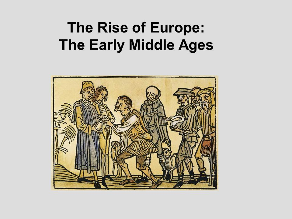 the european middle ages change The european middle ages upheaval in europe germanic people were constantly at war wars continually change borders between kingdoms.