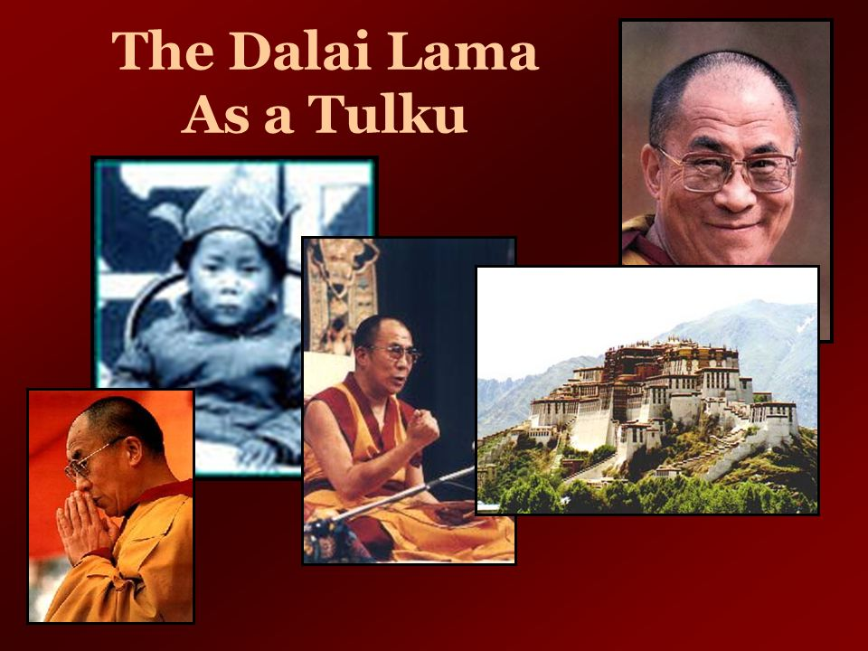 The Dalai Lama As a Tulku