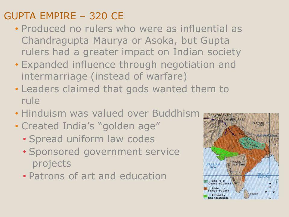 Gupta Empire. - ppt video online download