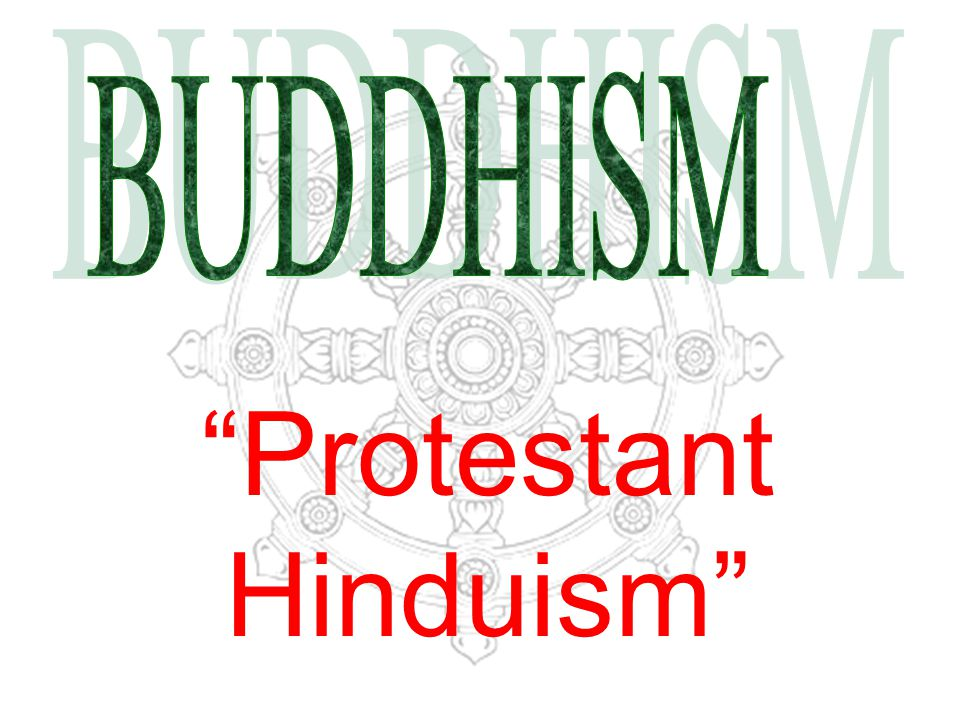 Protestant Hinduism