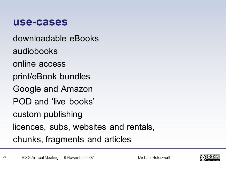 use-cases