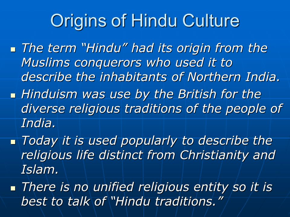 history of hinduism a religion that originated in india Hinduism is a mixture of  hinduism has always been one of the most followed religion in india and nepal and the history of buddhism dates back to the creation.