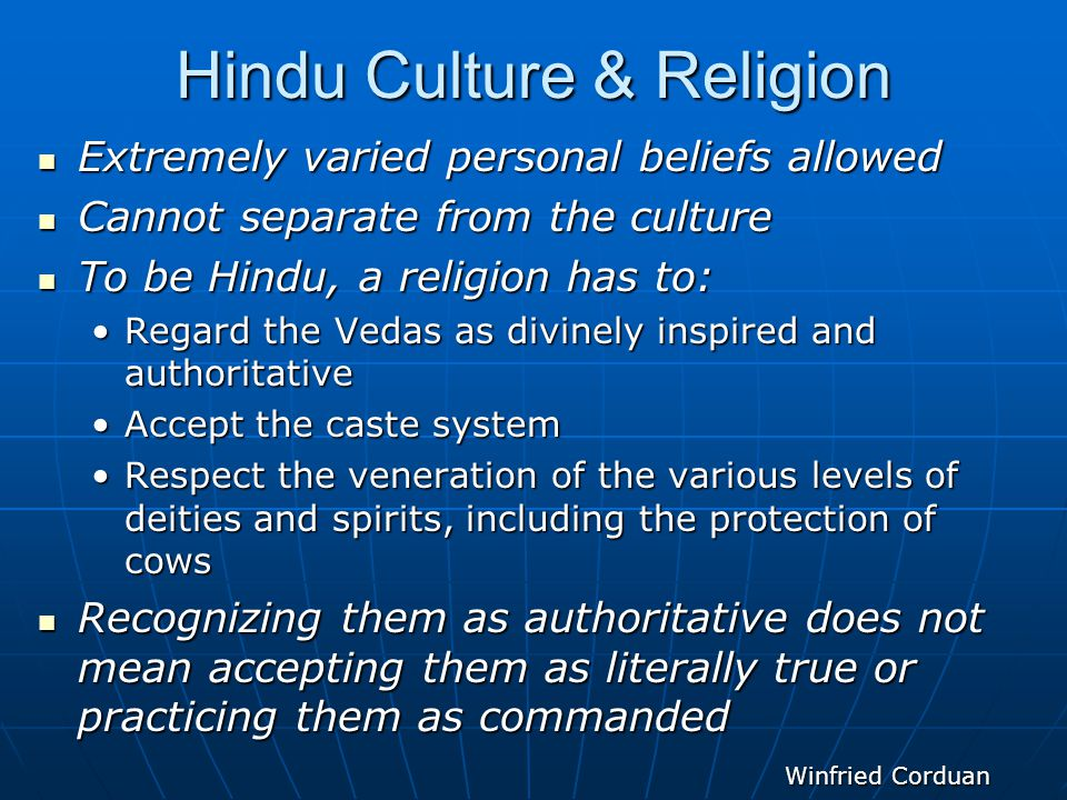 the new changes in the religion of hinduism Ideology, religion and politics all shape communism and nationalism all found new adherents around the globe religion was militant hinduism has had a.