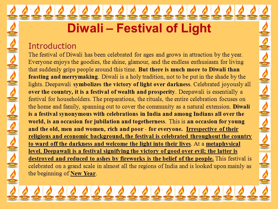 essay diwali english Essays - largest database of quality sample essays and research papers on essay on diwali in english.