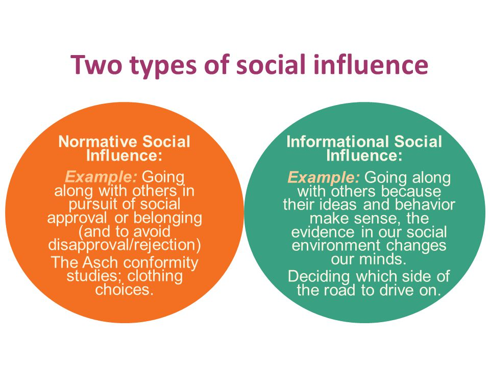 Normative Social Influence is Underdetected - Jessica M ...