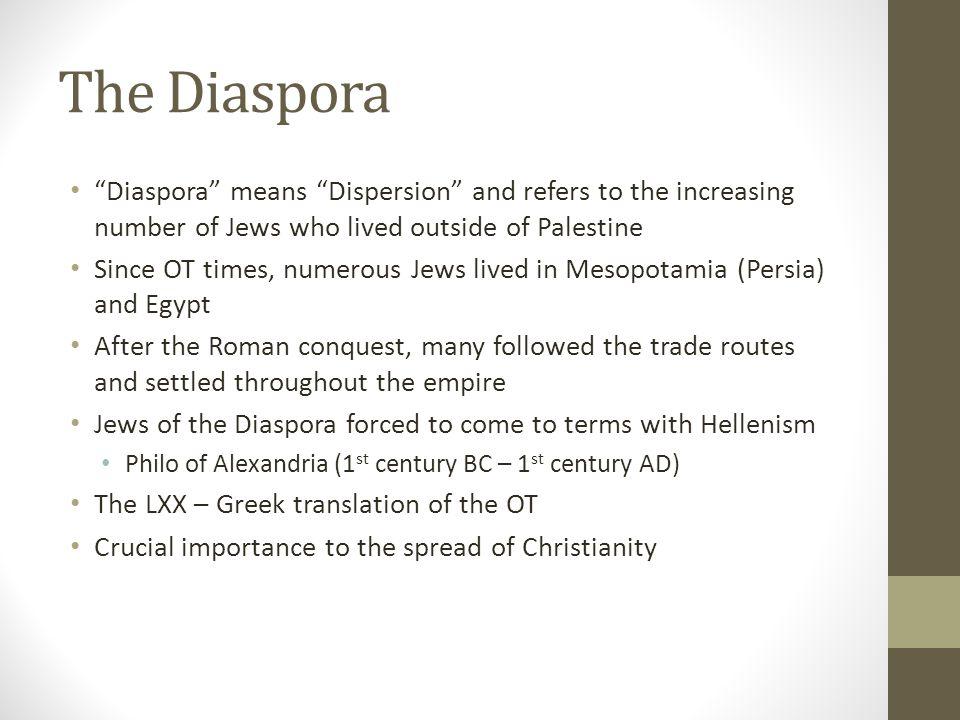 what is diaspora