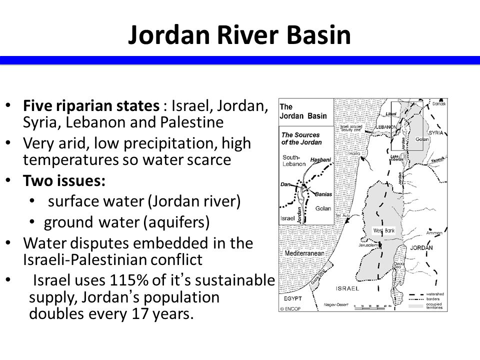 the problem of water in the israeli palestinian conflict essay The arab–israeli conflict is a modern phenomenon, which has its roots in the end  of the 19th century the conflict became a major international issue with the birth  of israel in  the united arab republic in 1958 and its collapse in 1961 syrian  plans for the diversion of water from the jordan river continued fedayeen raids, .