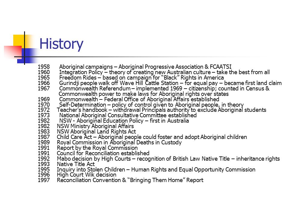 an analysis of the royal commission into aboriginal deaths rciacdic in 1991 The royal commission was an extensive inquiry  of the final national report in  1991  of the deaths of 96 aboriginal people  recent analysis of police  records in.