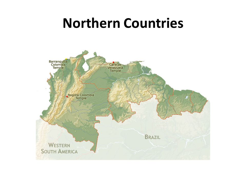 Northern Countries