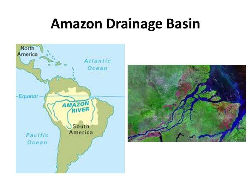Amazon Drainage Basin