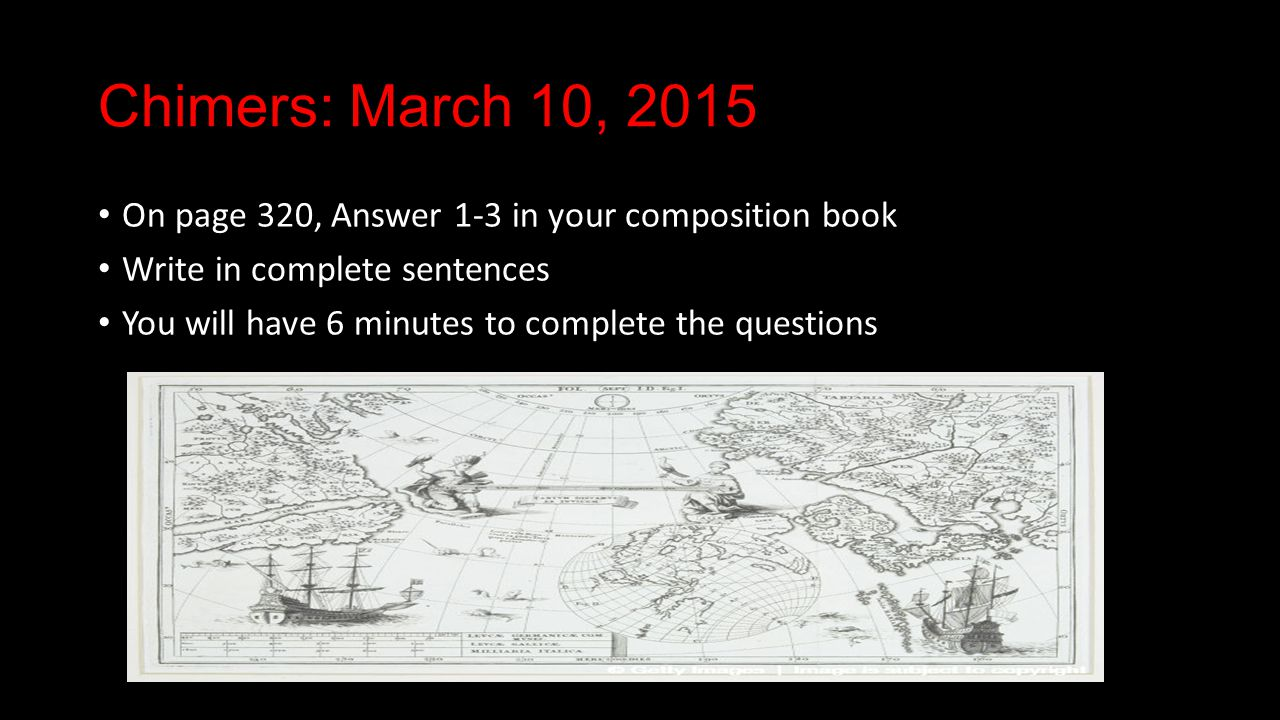 Ch 19 Age Of Exploration Slides: The Age Of Exploration Chapter 12, Lesson Ppt Download