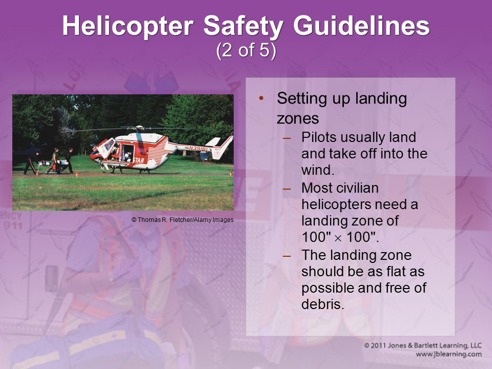 Helicopter Safety Guidelines (2 of 5)