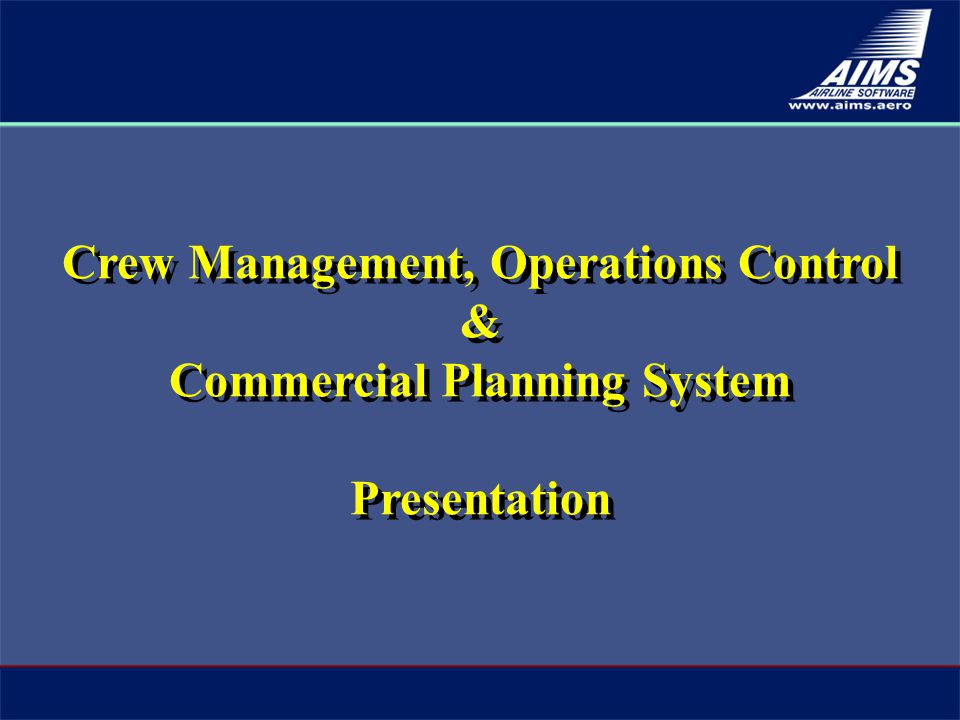 operations planning and control pdf
