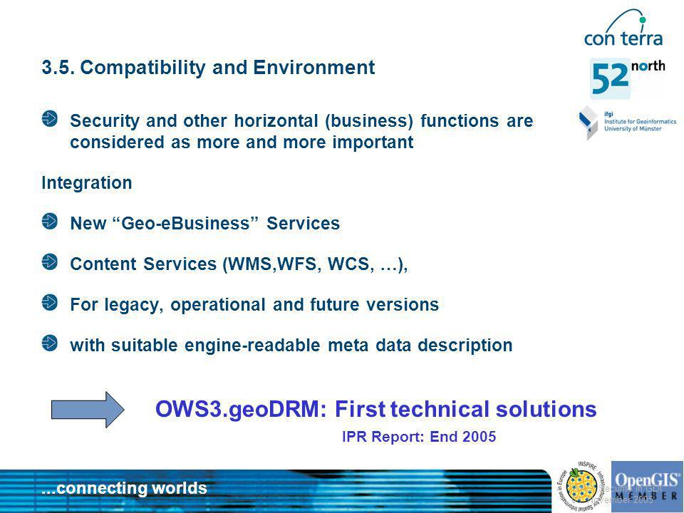3.5. Compatibility and Environment