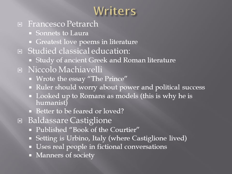 renaissance popes essay A history of the popes - essay example the renaissance started early in italy and slowly let us find you another essay on topic a history of the popes for.