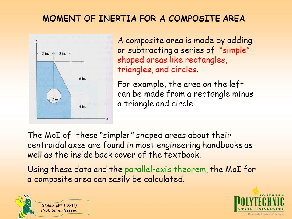 moment of inertia essay Below is an essay on moment of inertia from anti essays, your source for research papers, essays, and term paper examples.