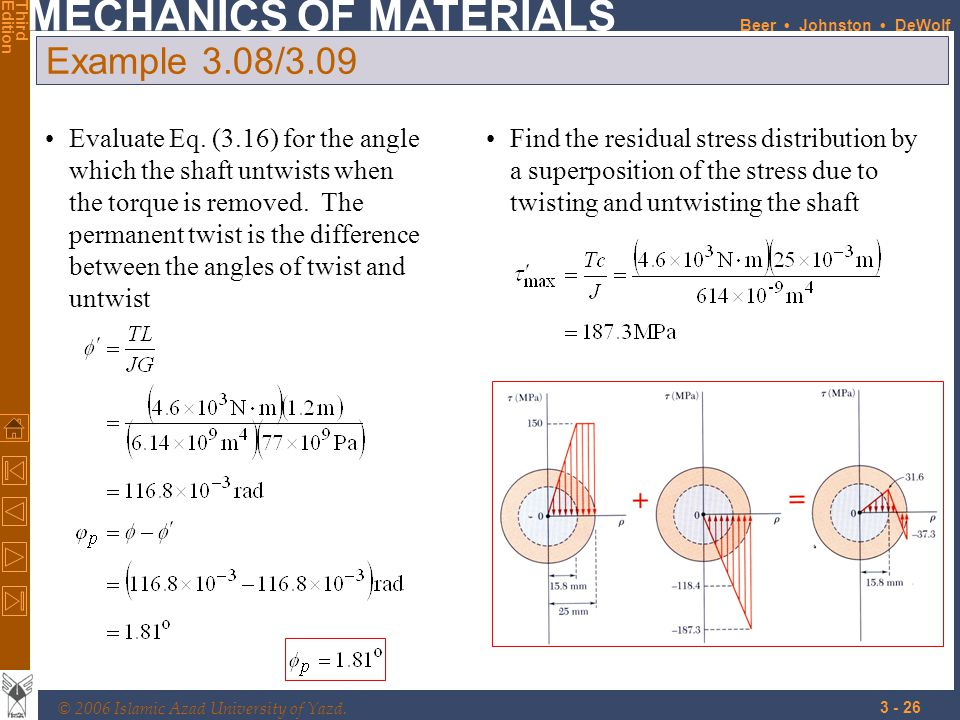 Example 3.08/3.09