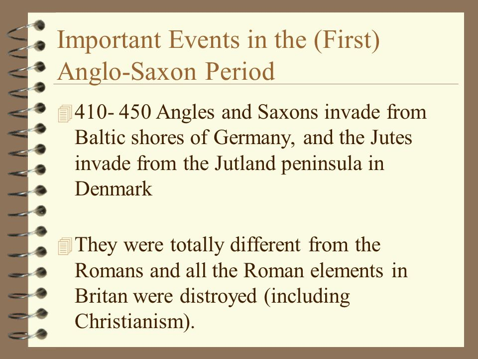 anglo saxon historical approach paper In her introduction to anglo-saxon art: a new history placing it within a broader cultural and historical context webster takes a thematic approach.