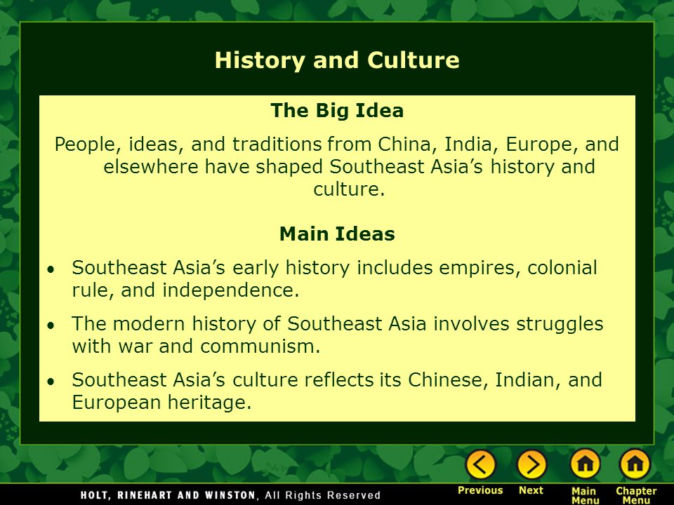 Here Is Your Essay on Southeast Asia