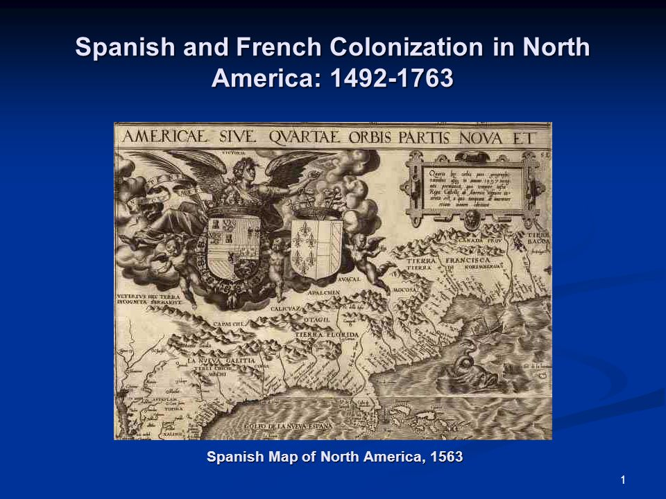 colonization in north america Motives for english colonization vary by the area, as do the motivations impact  on the native americans was detrimental in almost every instance those who.
