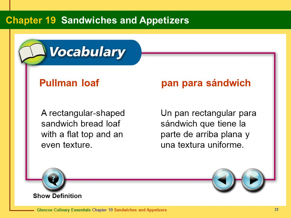 Pullman loaf pan para sándwich