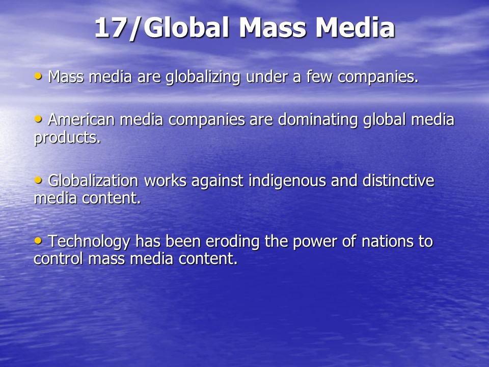 mass media and media content Social media policy the policies below pertain only to the executive office of education website content other organizations within massgov may have different.