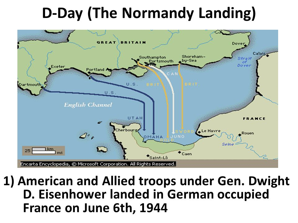 D-Day (The Normandy Landing)