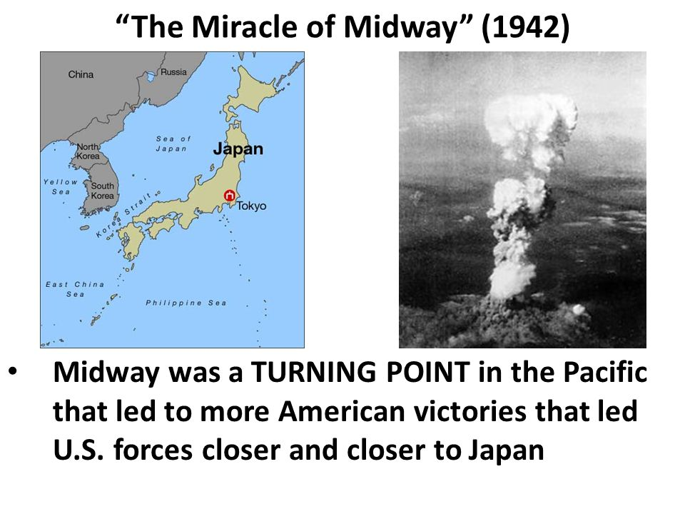 The Miracle of Midway (1942)