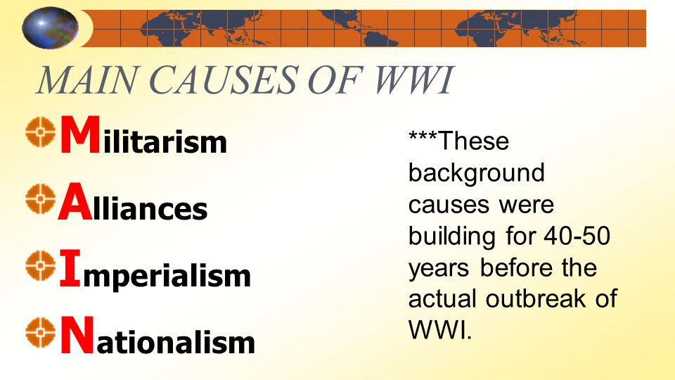 CAUSES, PRACTICES & EFFECTS OF WAR - ppt download
