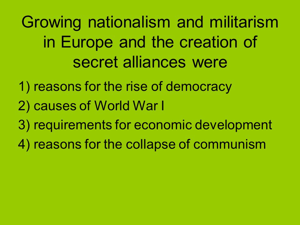 The World Wars. - ppt download