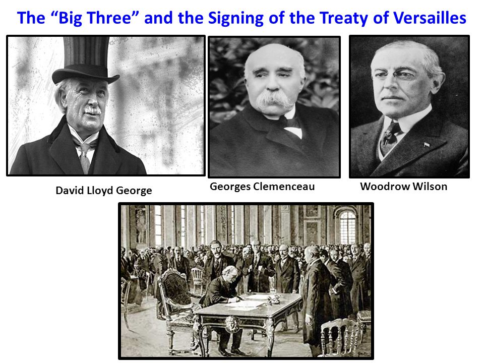 treaty of versailles woodrow wilson The treaty of versailles included a plan to form a league of nations that would serve as an international forum and an international collective security arrangement us president woodrow wilson was a strong advocate of the league as he believed it would prevent future wars.