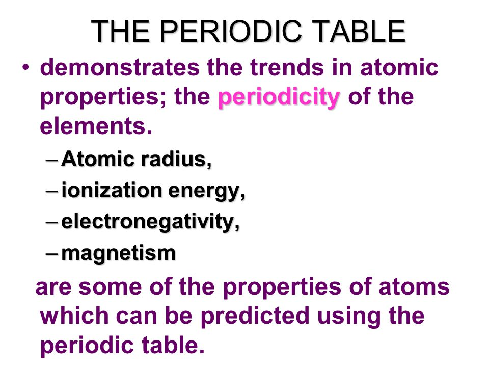 Periodic table periodic table with ionization energy and the periodic table is arranged in order of increasing number of periodic table periodic table with ionization energy and electronegativity atomic urtaz Images