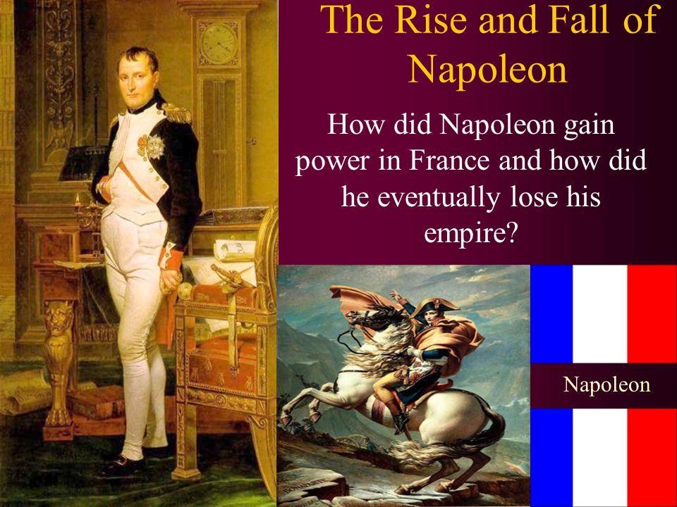 rise and fall of napoleon bonaparte essay
