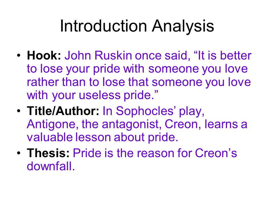 essay about creon in antigone