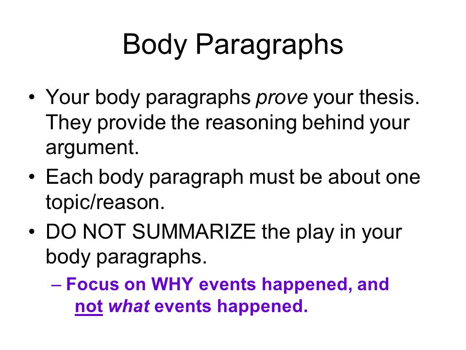 antigone essay ppt video online  6 body paragraphs
