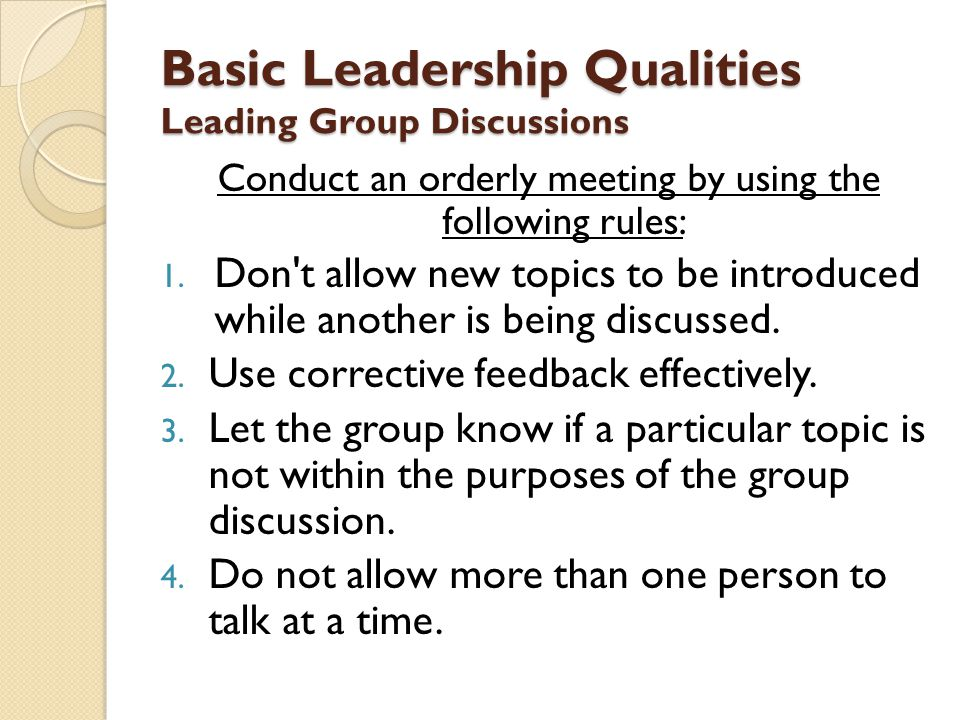 a discussion of the traits of a leader By actively building on these traits you can develop into a stronger leader here are some of the most common traits in the characteristic of leadership.