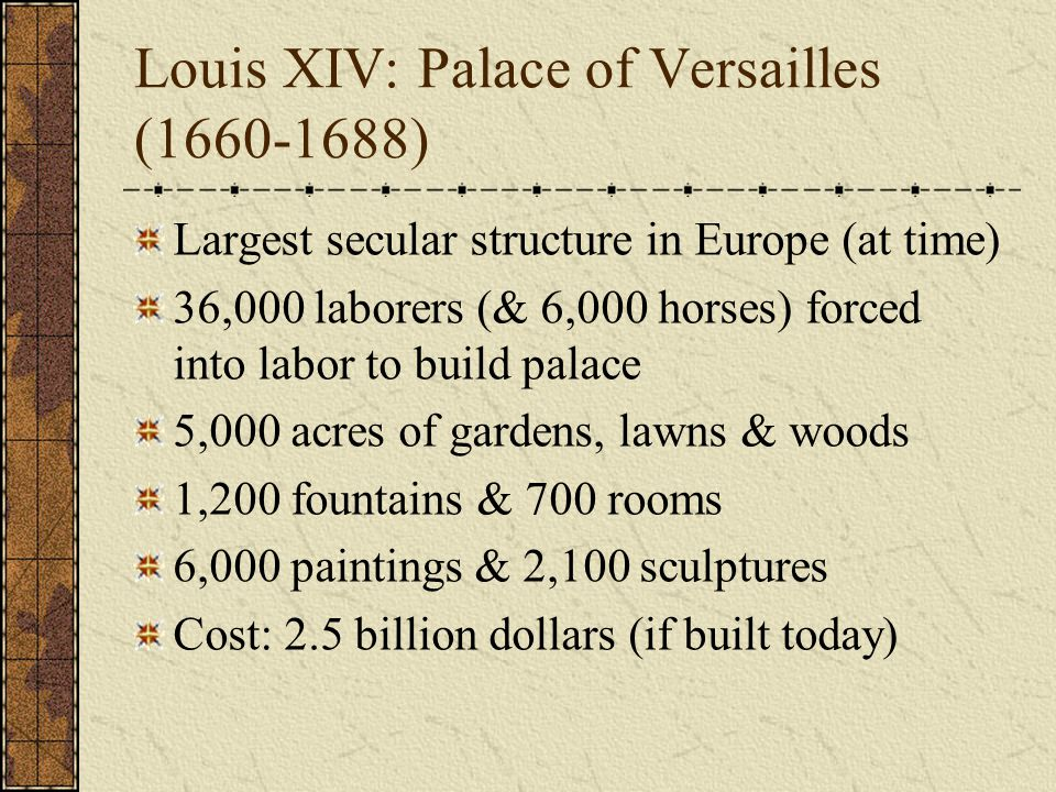 louis xiv vs peter the great Start studying cfhs louis xiv vs peter the great learn vocabulary, terms, and more with flashcards, games, and other study tools.